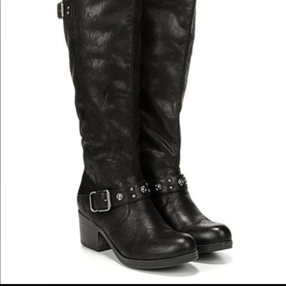 6a3e9909fdd Carlos Santana Shoes - Women s black boots